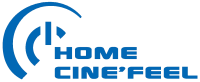 logo home cine' feel